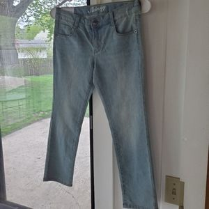 Crazy 8 NWT Lightwash Plus Skinny Jeans